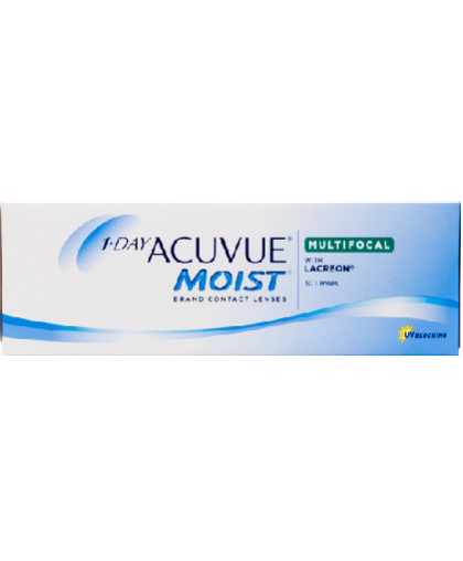 1-DAY Acuvue Moist Multifocal (30 ШТУК)