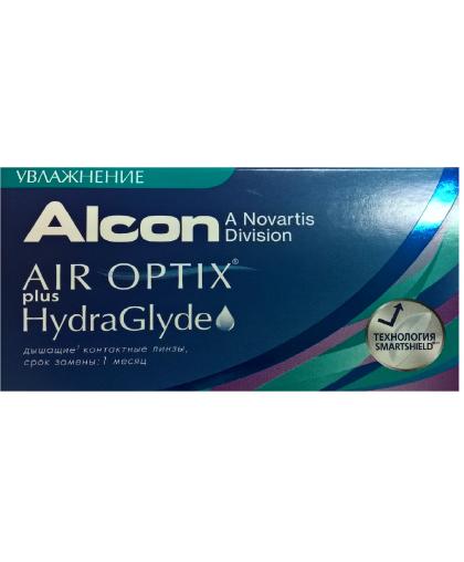 Air Optix plus (3 ШТУКИ)
