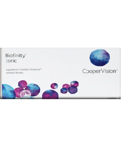 Biofinity Toric (3 ШТУКИ)