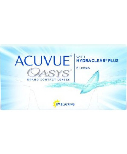 ACUVUE Oasys (6 ШТУК)